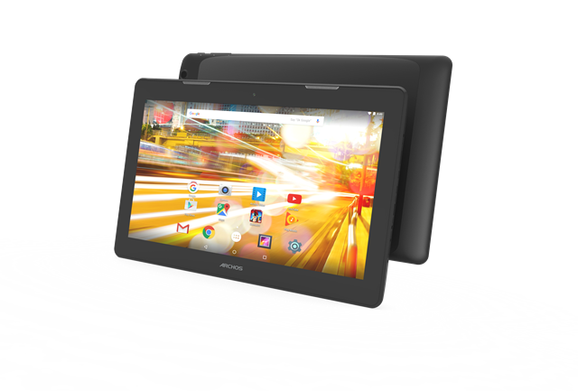 ARCHOS presenta un nuovo tablet per la multimedialità