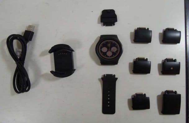 Lo smartwatch modulare BLOCKS è stato certificato (e fotografato) negli Stati Uniti