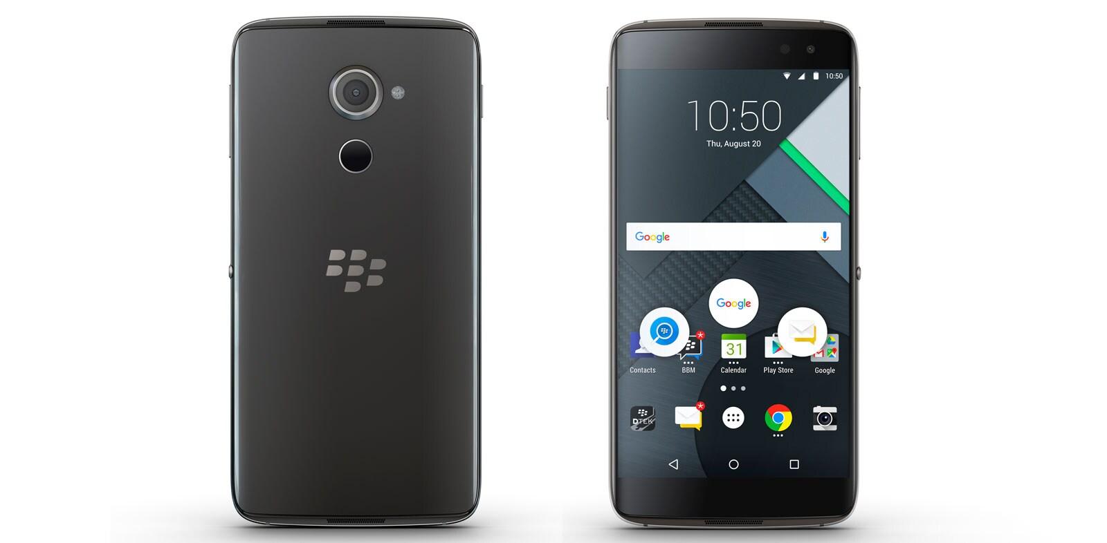 BlackBerry DTEK60 – 22