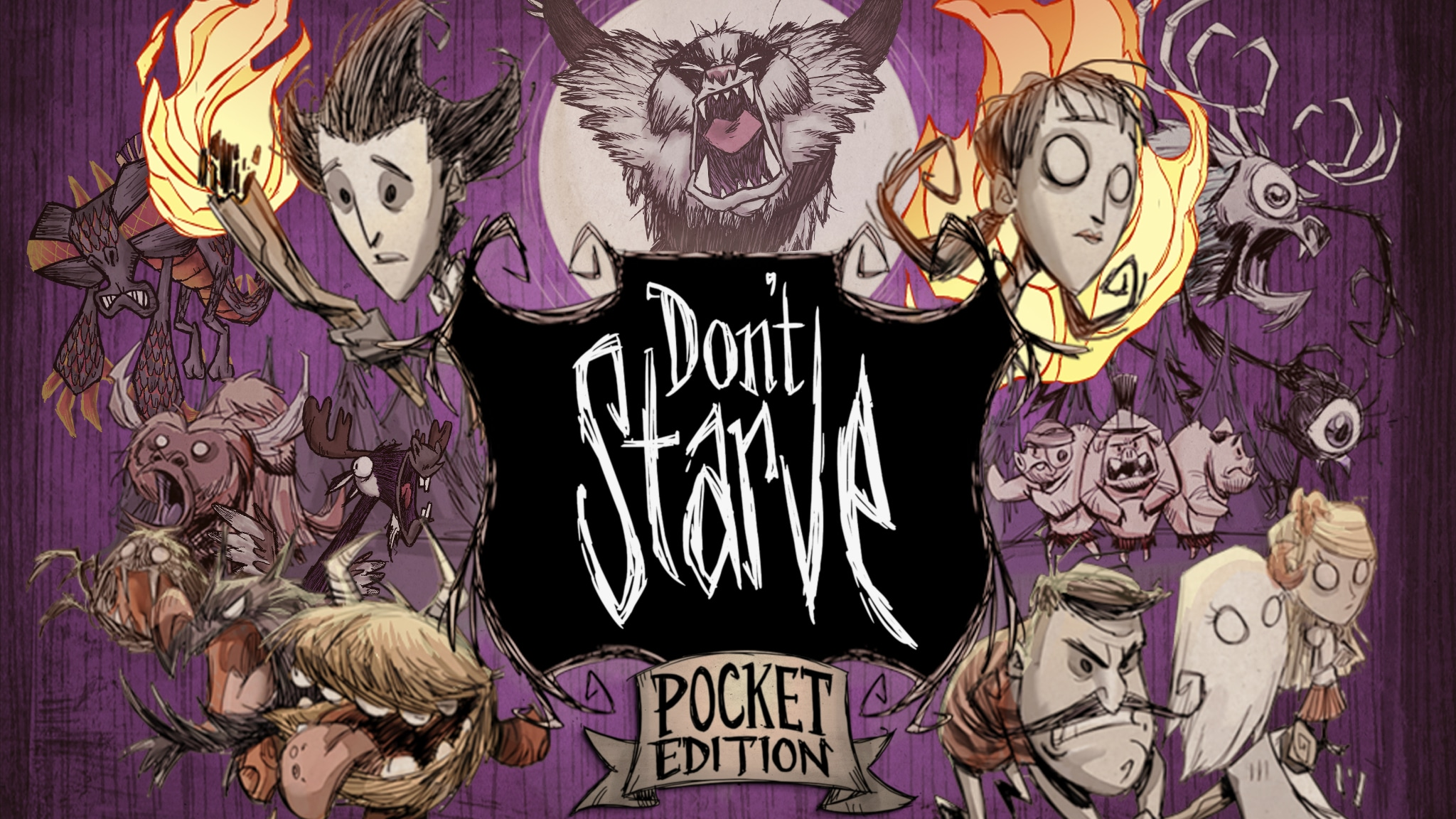 Don't Starve: Pocket Edition arriva sul Play Store in open beta scontato del 20% (foto e video)