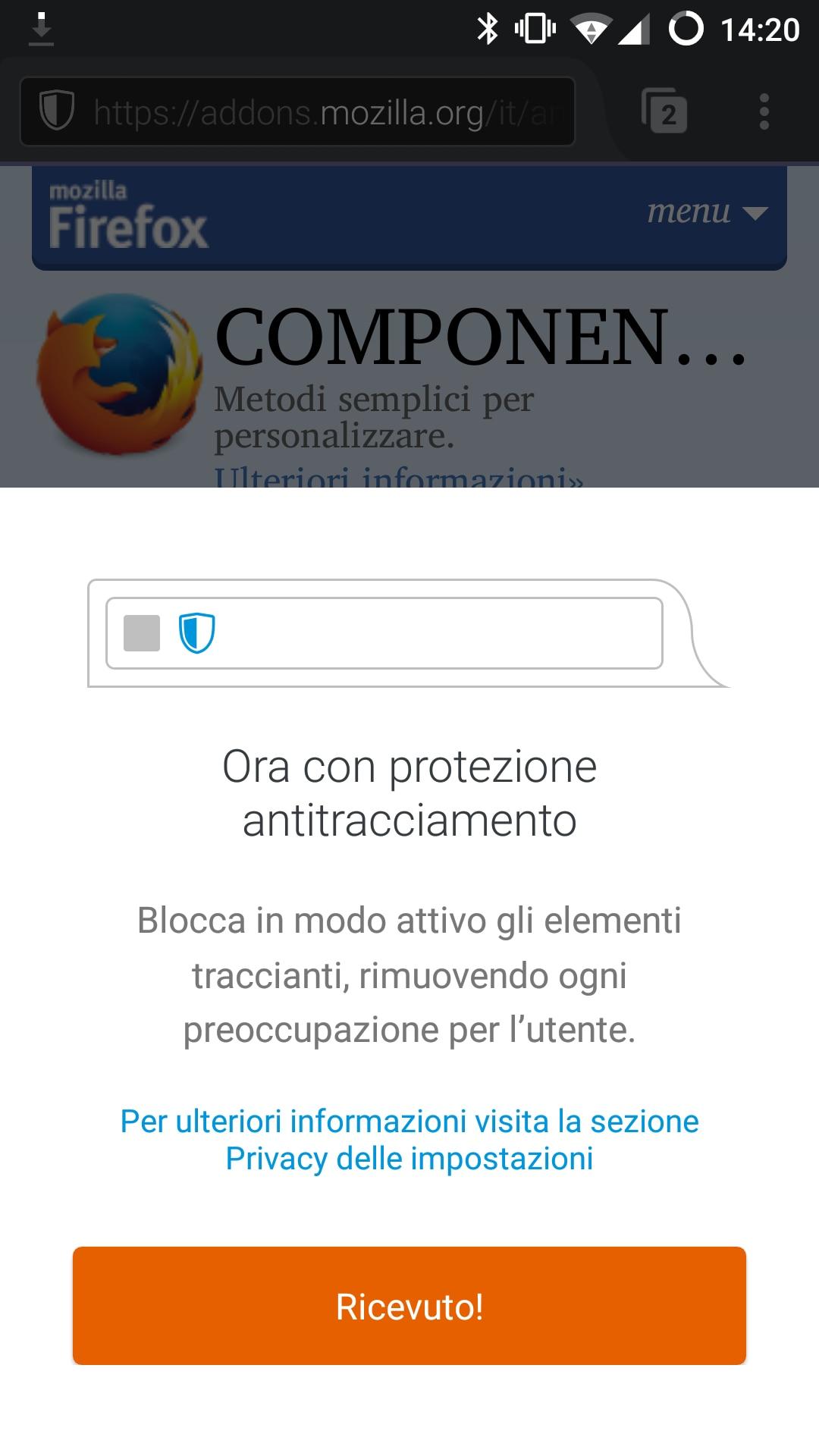 Firefox Aurora, la versione di test del popolare browser