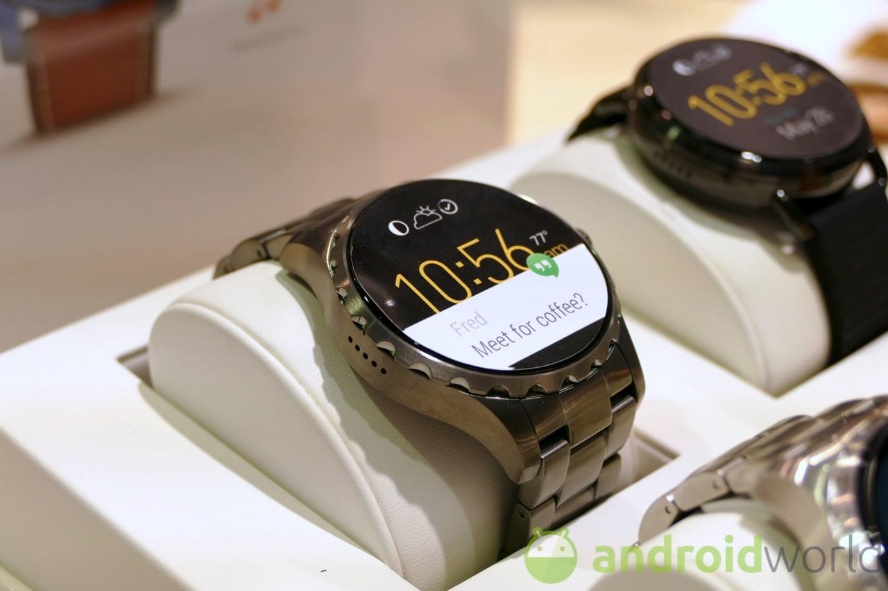 Fossil Q Wander e Q Marshal (+Skagen Hybrid Smartwatch), la nostra anteprima IFA 2016 (foto e video)