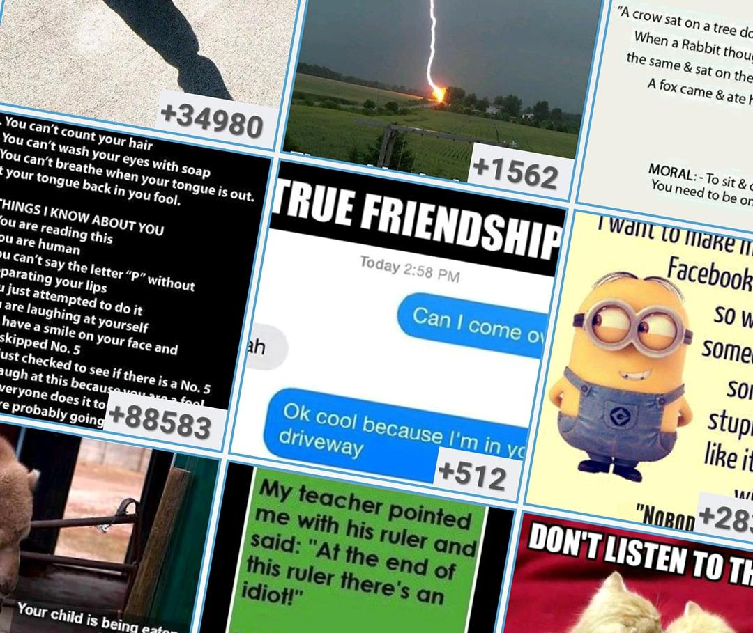Rompete i momenti di noia con le vignette di Funny Quotes (foto)
