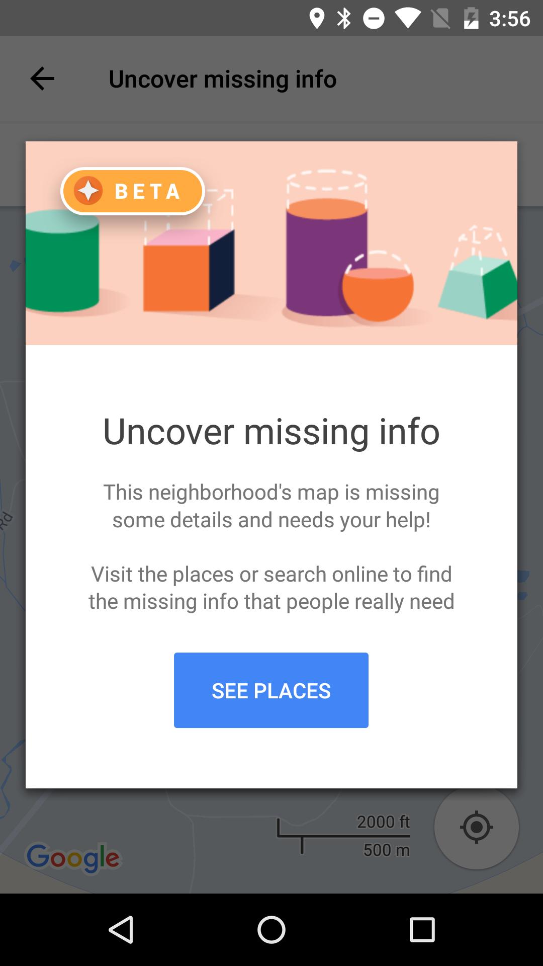 Google Maps 9.37 beta – 10