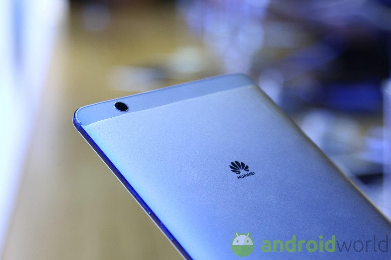 La nuova gamma Huawei MediaPad M5 potrebbe arrivare al CES 2018