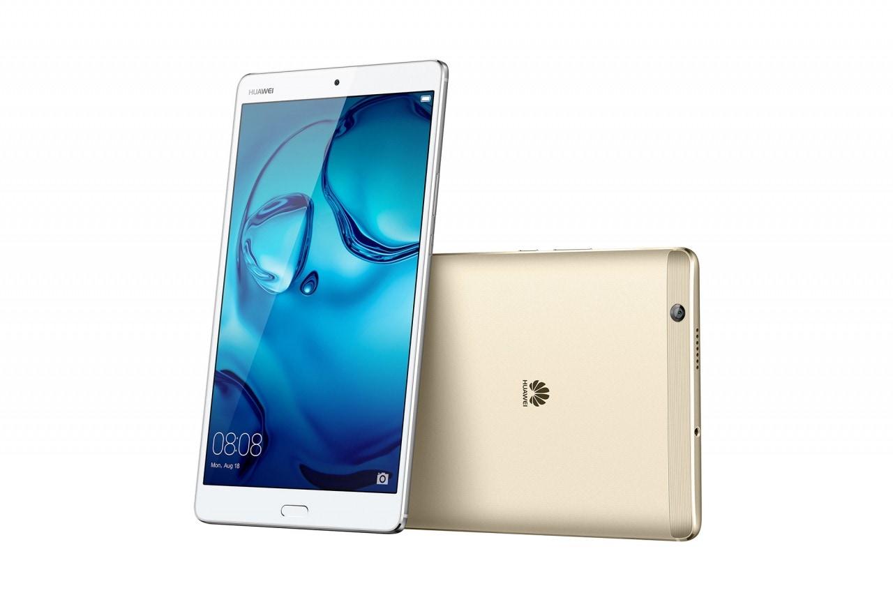 Huawei presenta MediaPad M3, nuovo tablet per la multimedialità
