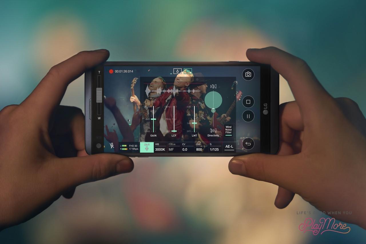 LG registra il marchio V20 S: sarà un gemello del V20 per l'Europa? (foto)
