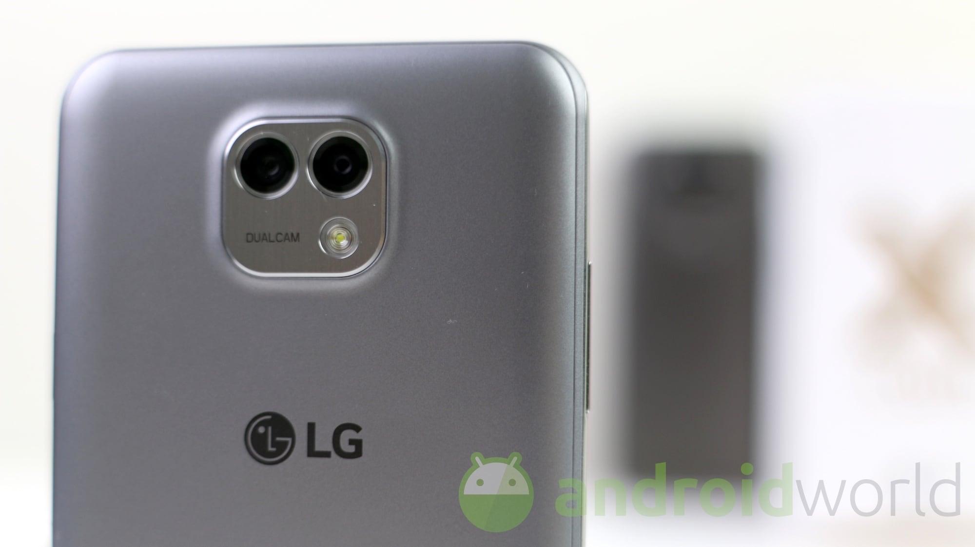 LG X Cam, la recensione (foto e video)