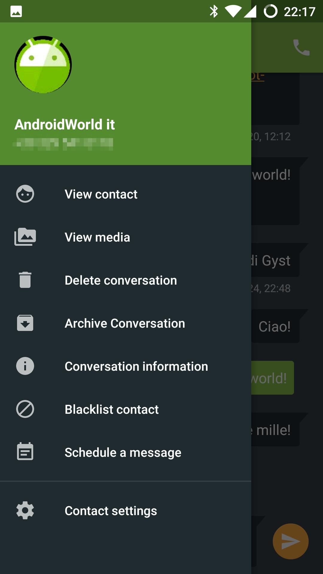 Sincronizzate Gli Sms Fra Vari Dispositivi Con Messenger