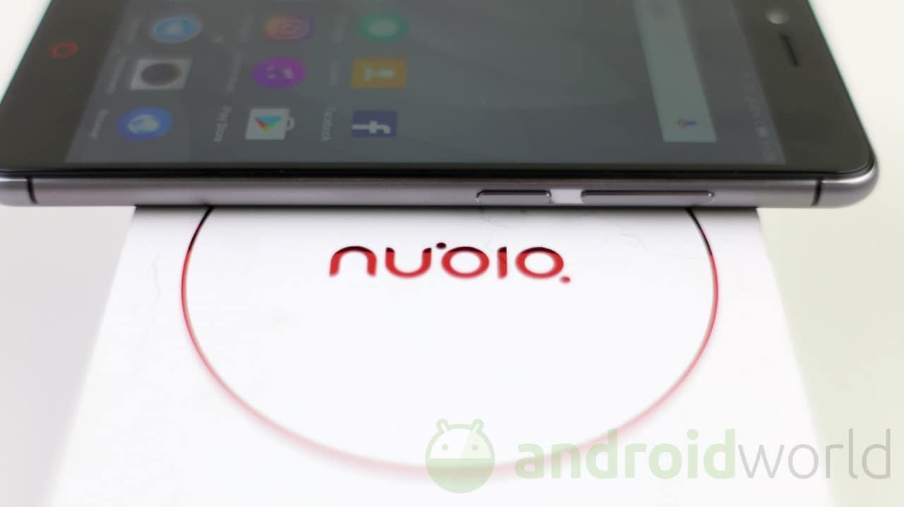 Nubia NX549J certificato dal TENAA: ecco caratteristiche e foto