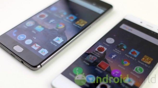 OnePlus 3 - Nubia Z11 - 4