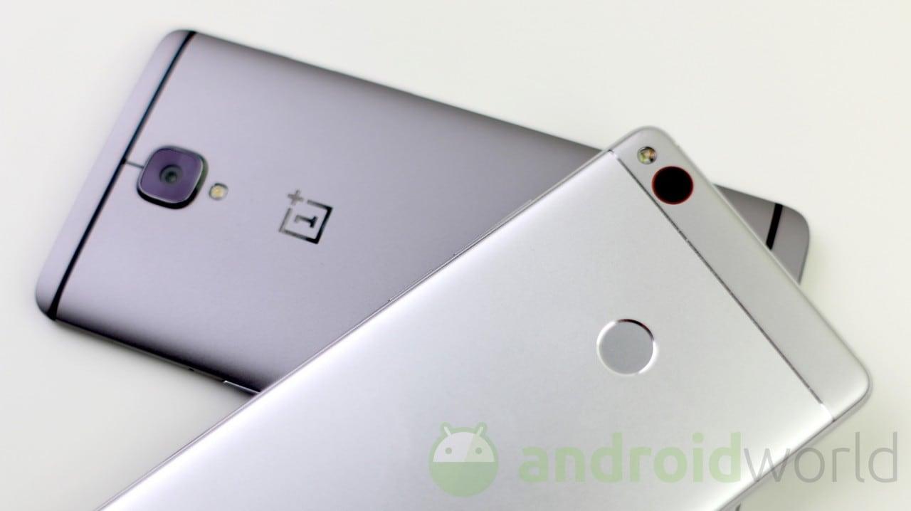 OnePlus 3 - Nubia Z11 - 7