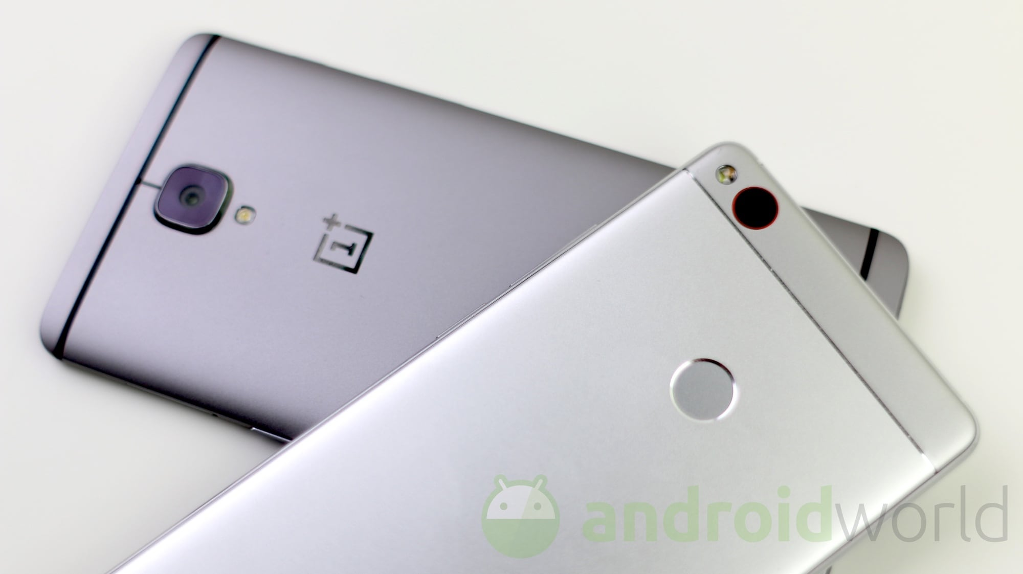 OnePlus 3 vs Nubia Z11, il nostro confronto (foto e video)