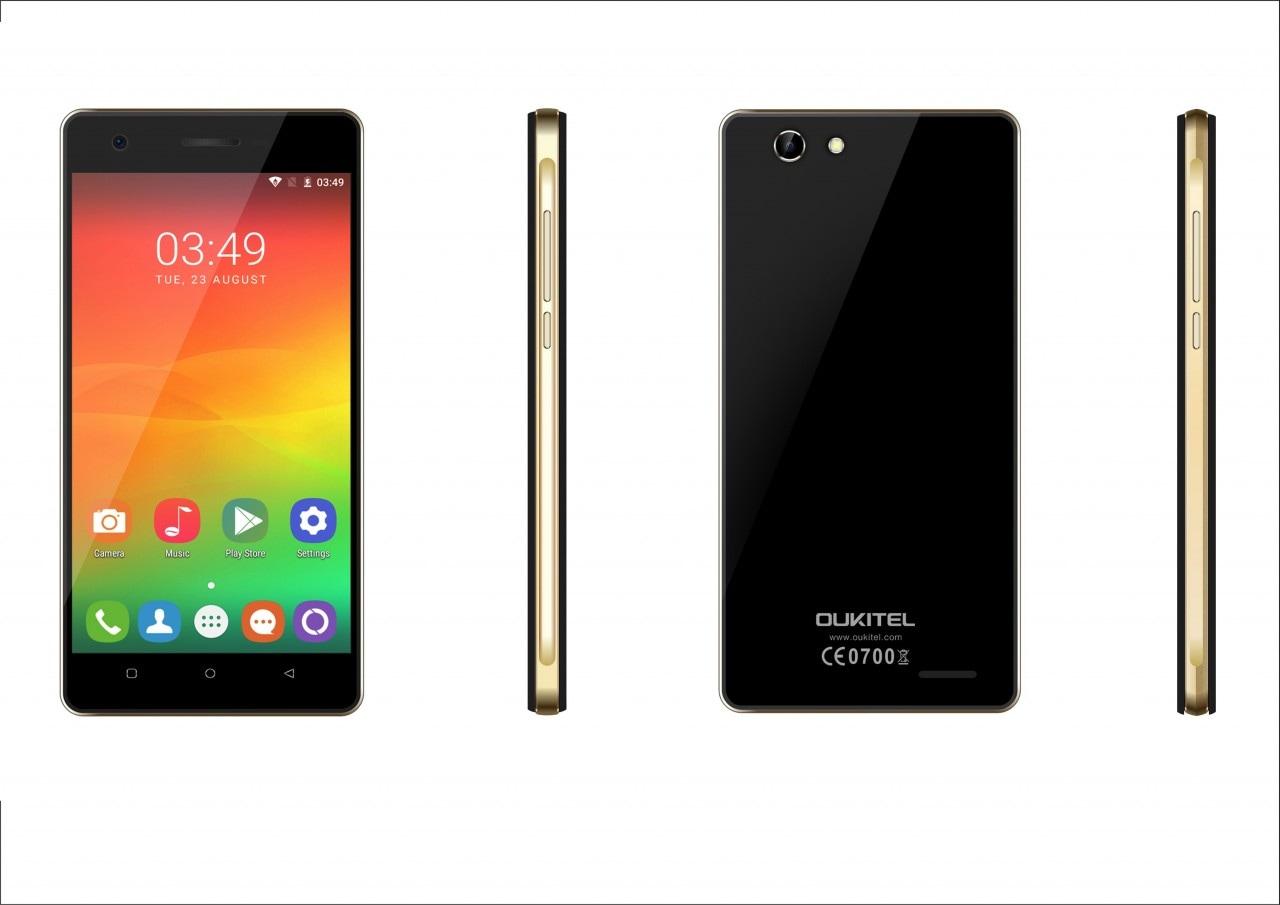 Oukitel C4: unboxing / hands-on ufficiale dello smartphone Marshmallow da 55€ (video)