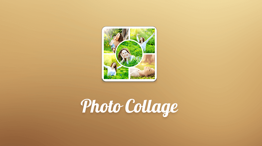 Photo Collage Editor vi permette di… indovinate un po'? Creare collage di foto! (foto)
