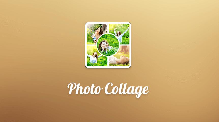 Photo Collage Editor vi permette di... indovinate un po'? Creare collage di foto! (foto)