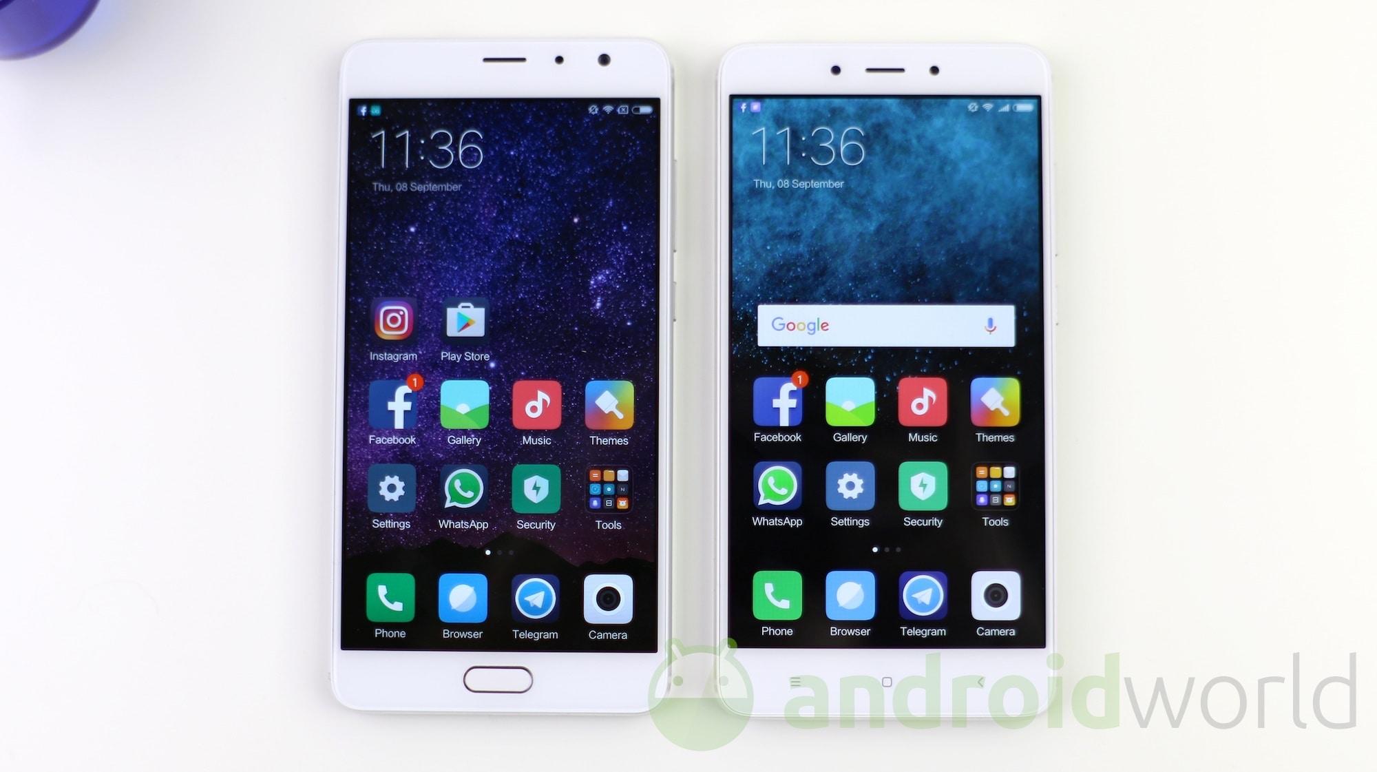 Redmi Pro vs Redmi Note 4 – 5