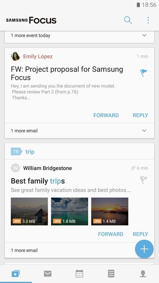 Samsung Focus – 1