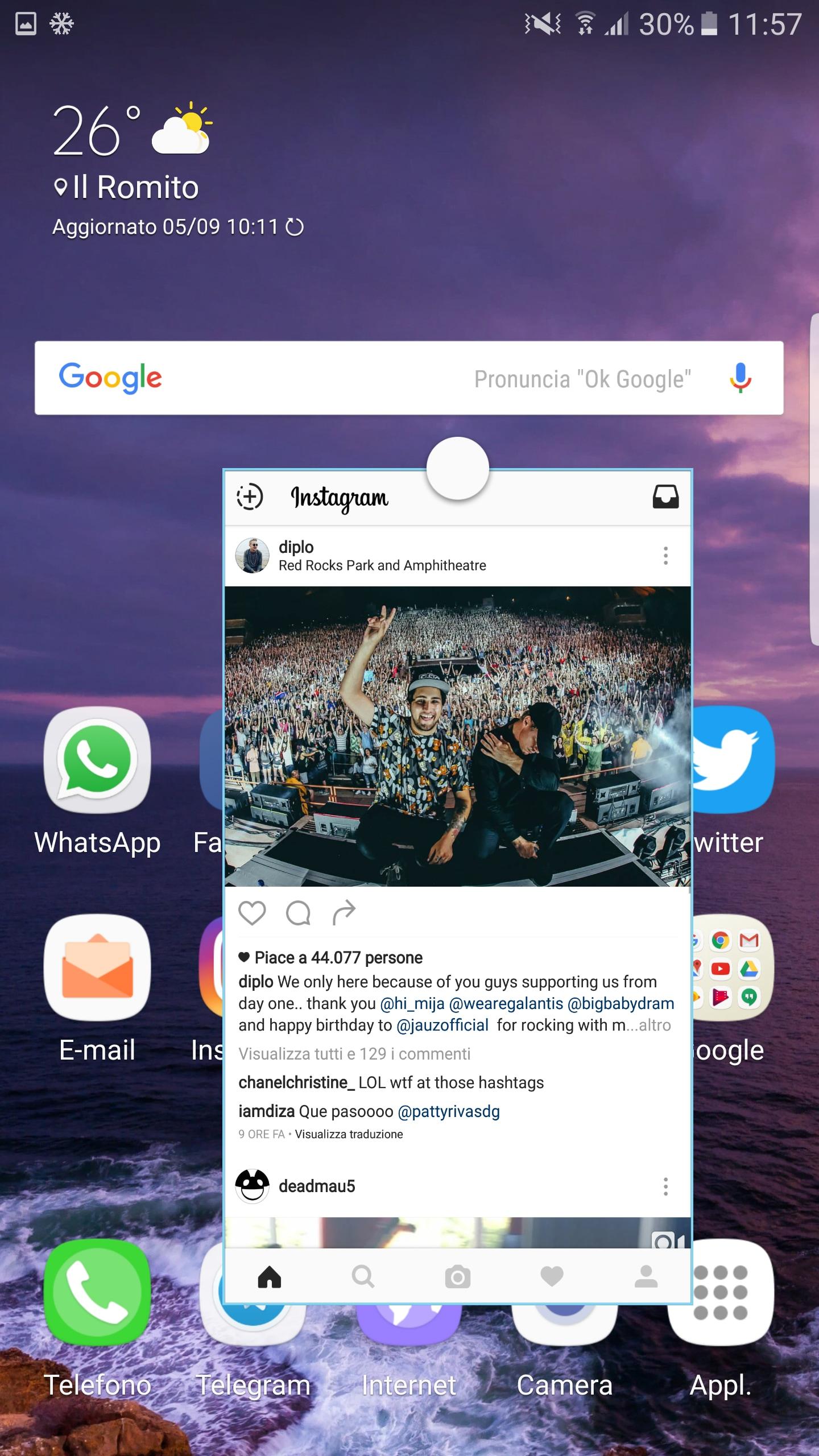 Screenshot Samsung Galaxy Note 7 010