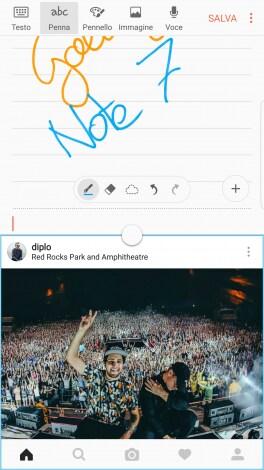 Screenshot Samsung Galaxy Note 7 011
