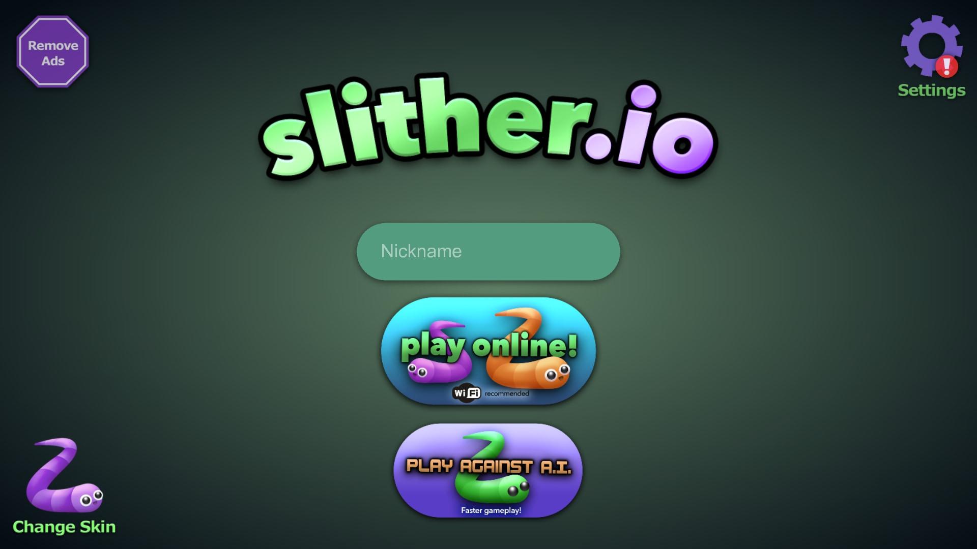Slither.io, finalmente un degno erede di Snake per Android (foto)
