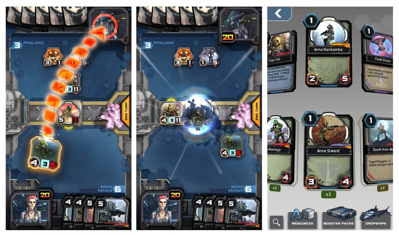 Titanfall Frontline Download Apk Screen