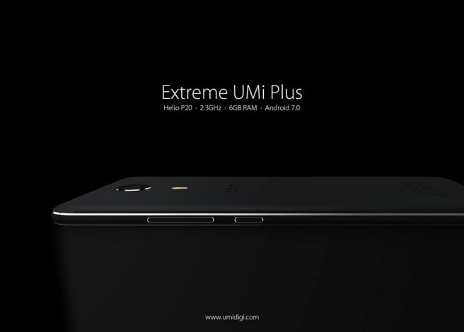 UMi Extreme Plus - 1