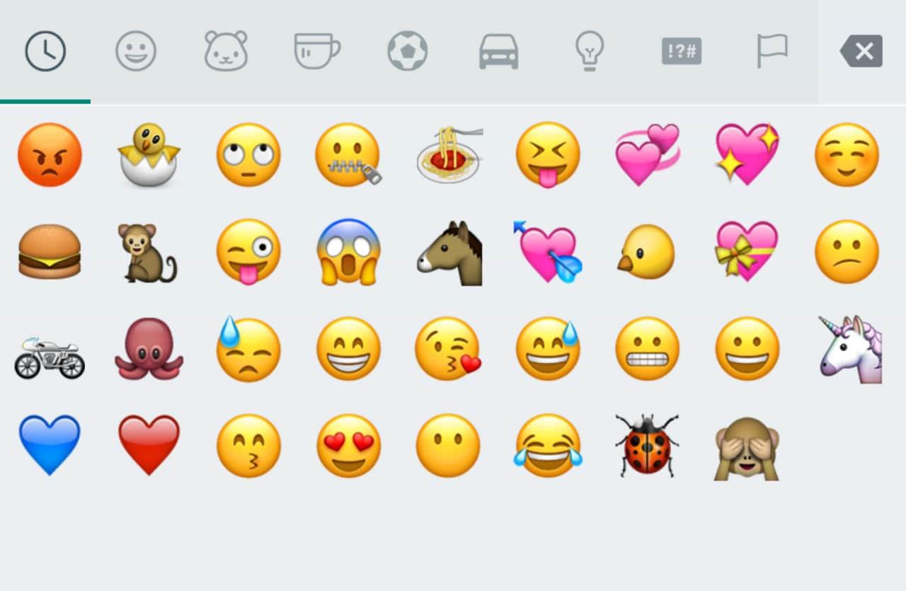 Emoticon Whatsapp Android Nuove Emoji 3d Come Ios 10