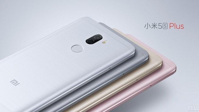 Xiaomi Mi5s Plus - 1