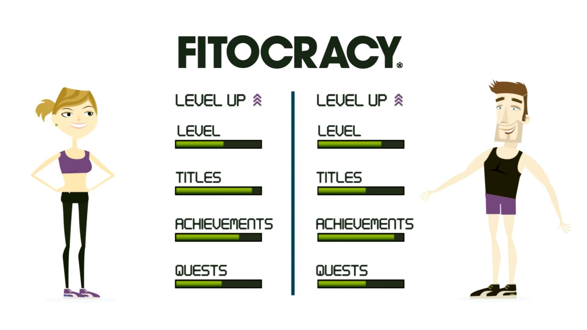 Fitocracy trasforma i vostri allenamenti in un gioco (foto e video)