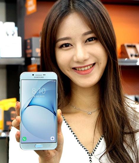 Samsung potrebbe usare i display curvi anche per la serie Galaxy A