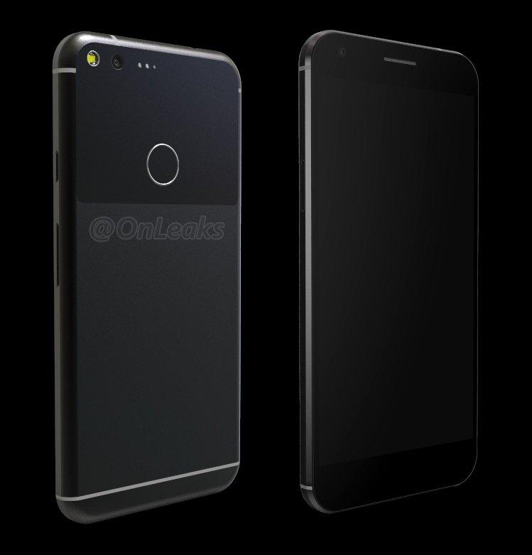 Google Pixel XL ricostruito a 360° e dimensioni complete dello smartphone (video)