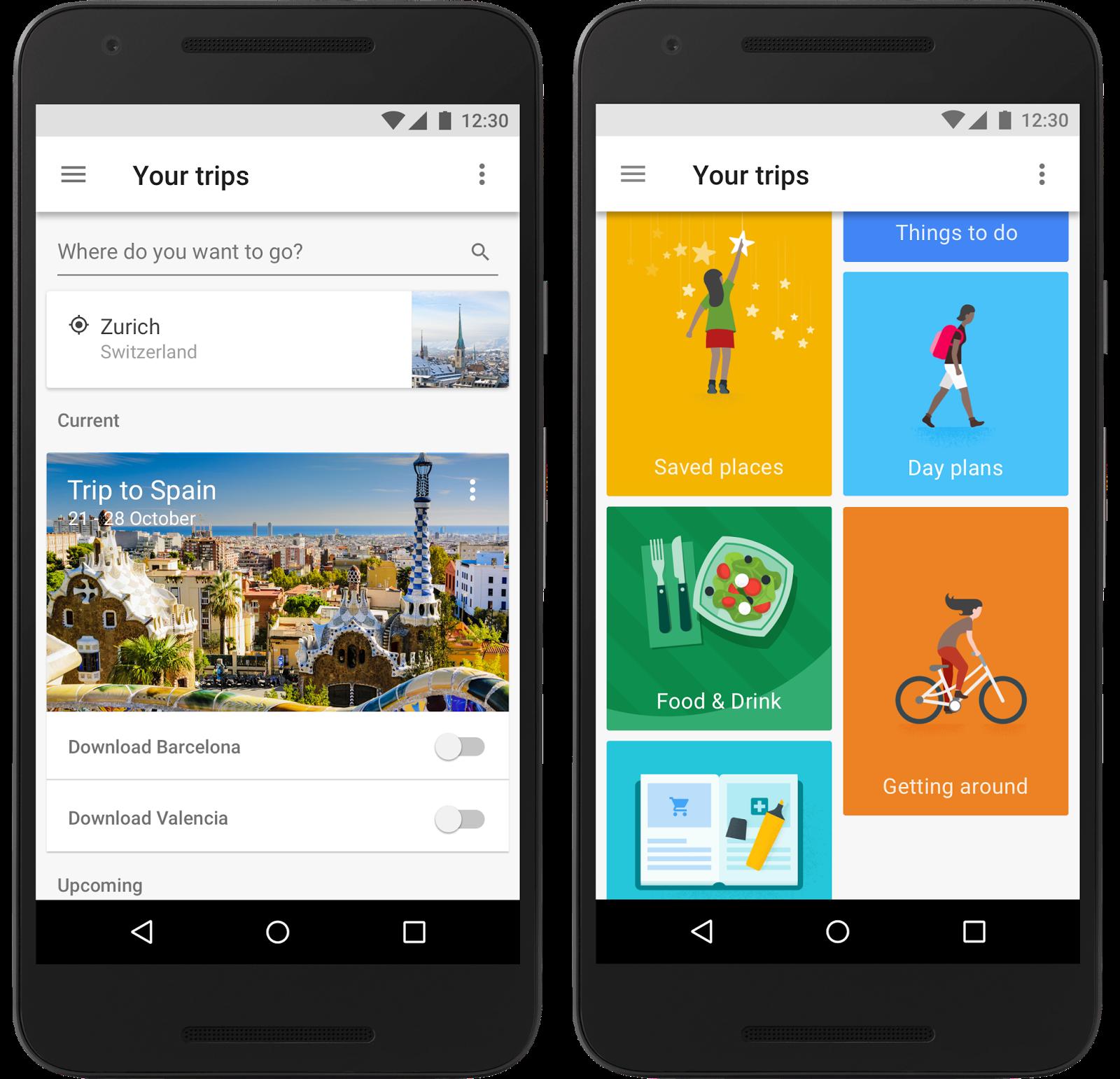 Google Trips si aggiorna, per ricordarci che anche ciò che è bello non è perfetto