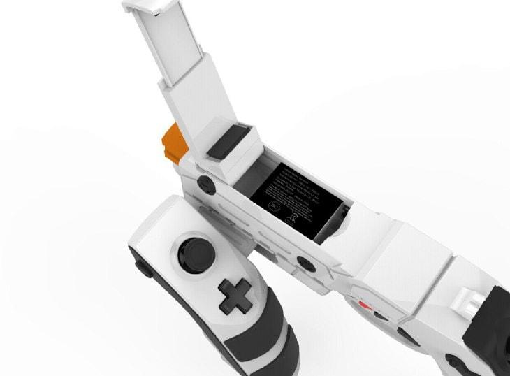 Lenovo Blaster, controller bluetooth a forma di pistola per VR e AR (foto)