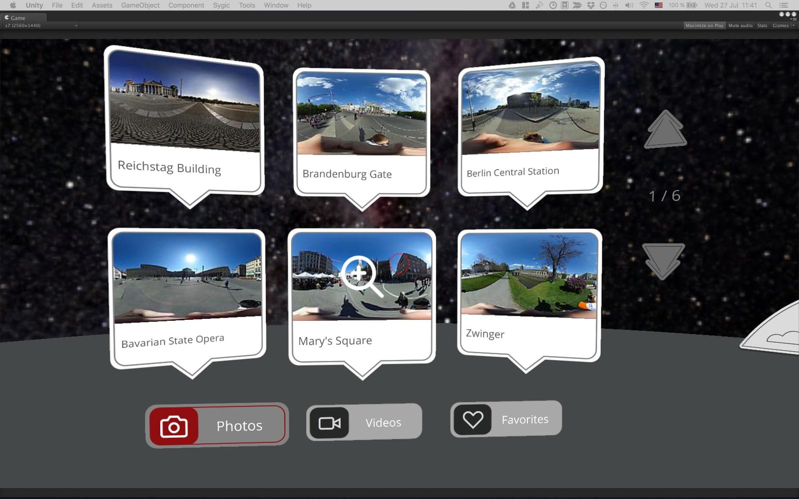 Sygic realizza un'app per viaggi virtuali, tramite Samsung Gear VR