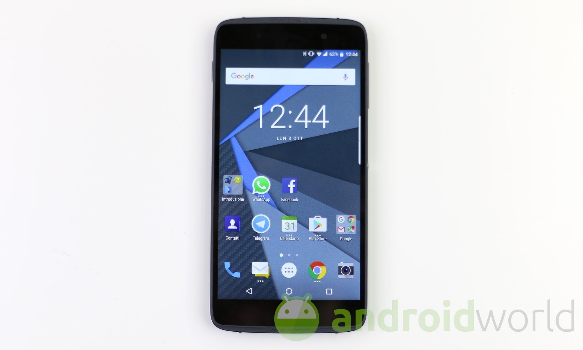 BlackBerry DTEK50 – 1