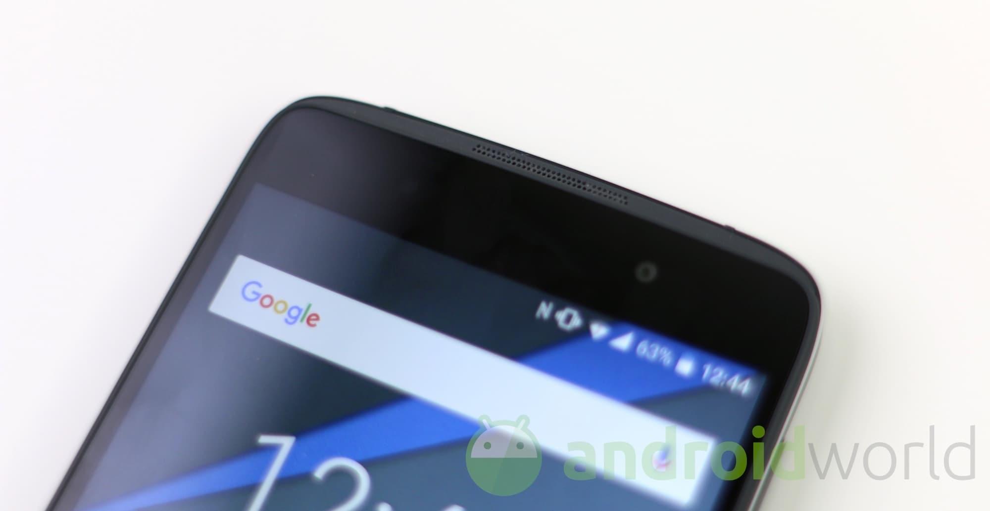 BlackBerry DTEK50, la recensione (foto e video)   Foto 1 di 5