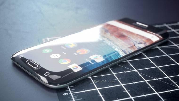 Grandi cambiamenti in vista per Galaxy S8: niente tasto home, 4 lati curvi e dual camera?