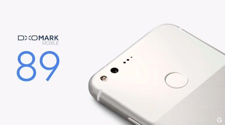 DxOMark Google Pixel