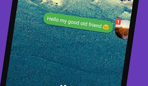 Tutte le principali app di messaggistica in notifiche bubble, con Notifly (foto)
