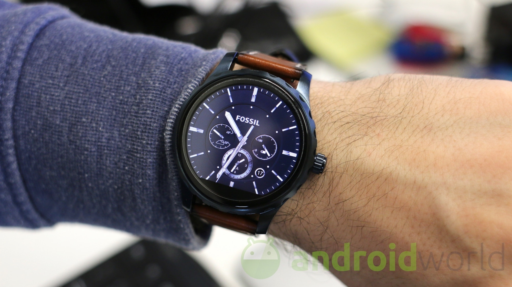 Fossil Q Marshal, la recensione (foto e video)