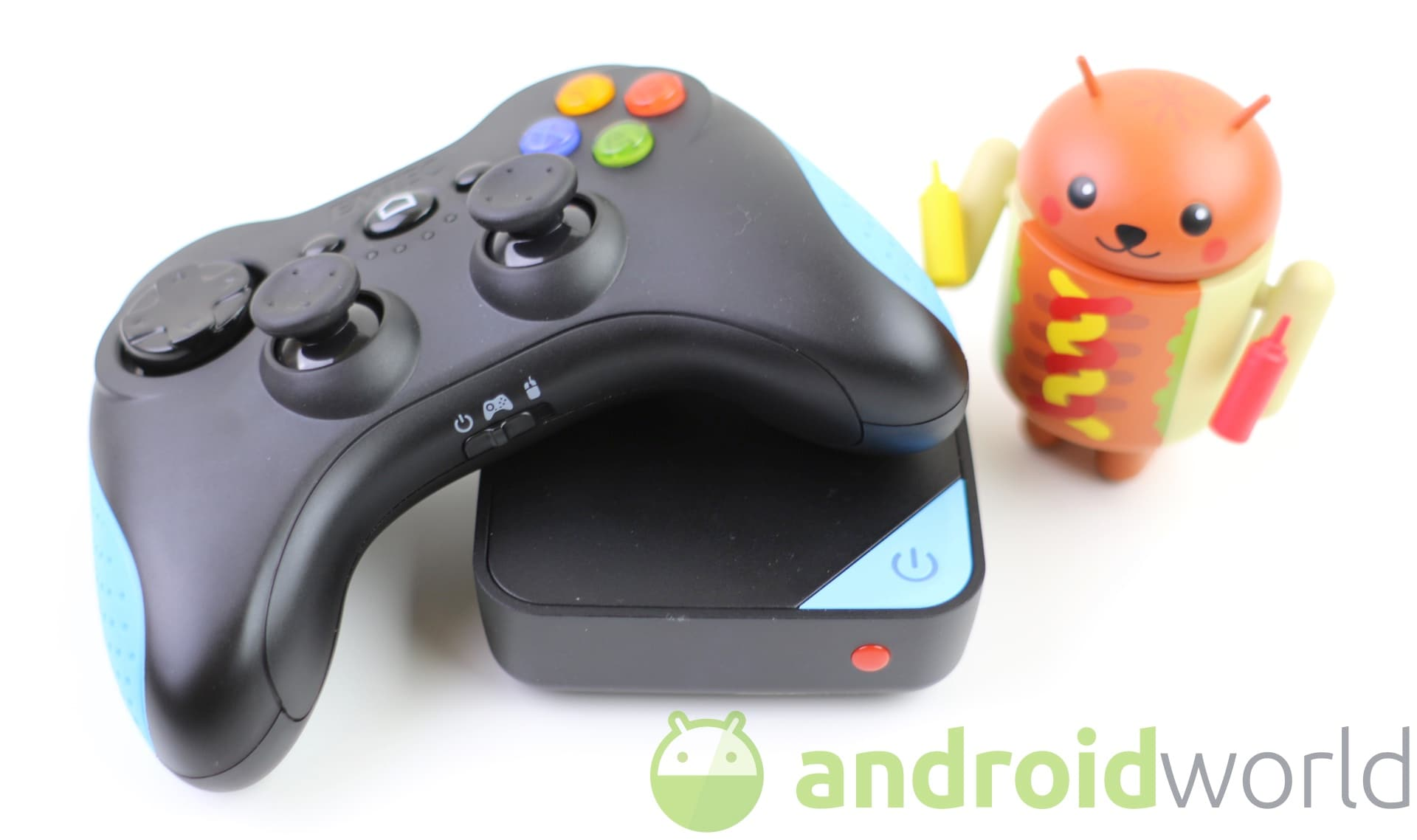 GEM Box, la recensione della console Android con GameFly per i giochi in streaming (foto e video)