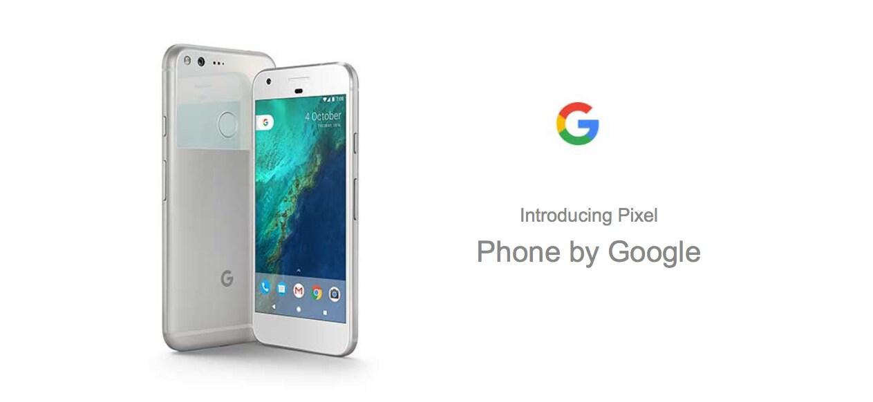 Google Pixel e Pixel XL svelati da negozi e operatori: immagini, specifiche e microSD (ma anche no!)