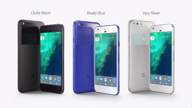 Google Pixel e Pixel XL - 4
