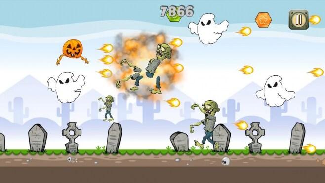 Halloween Zombi