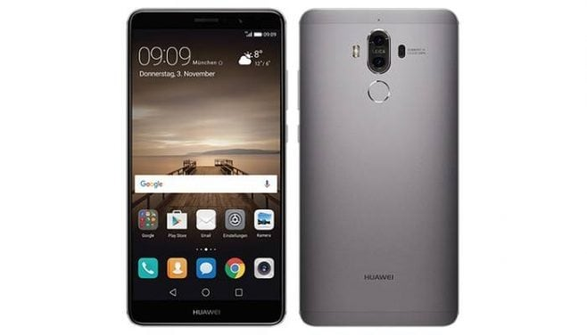 Huawei Mate 9 final