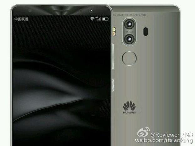 Ancora indiscrezioni su Huawei Mate 9: confermate le caratteristiche, con qualche novità