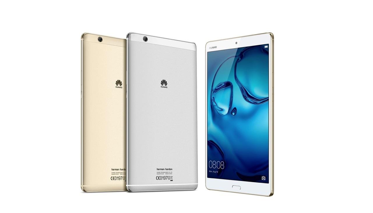 Huawei MediaPad M3 (LTE) disponibile da oggi a partire da 399€ (foto e video)