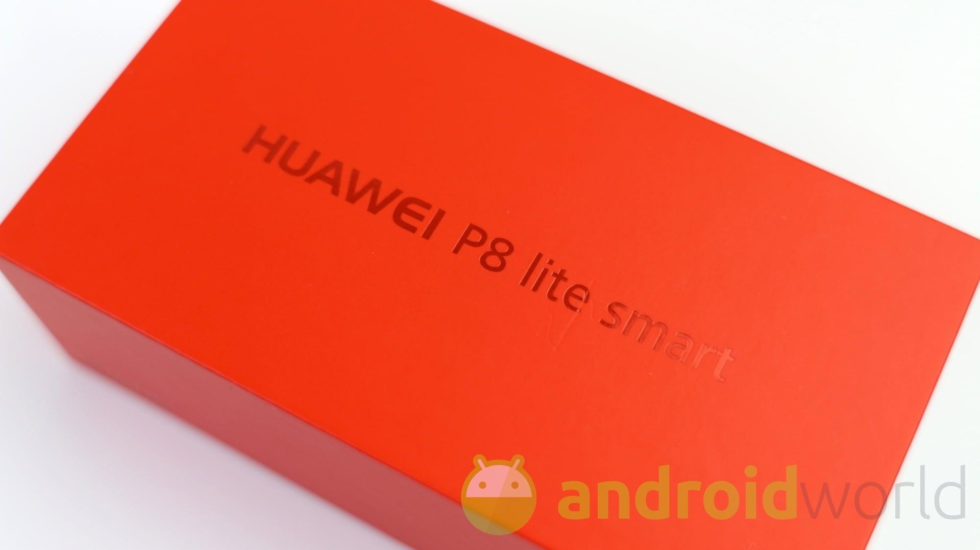 Huawei P8 Lite Smart – 1