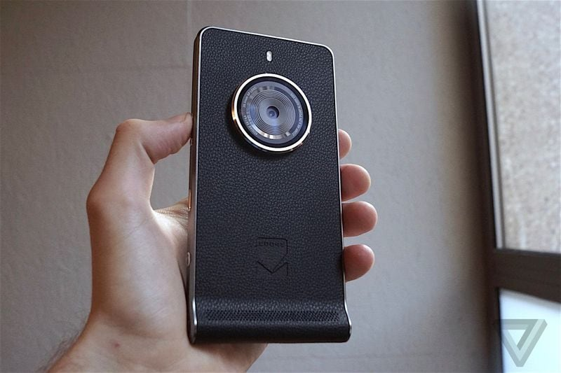 Kodak Ektra – 1